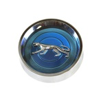 69-70 Cougar Original Hubcaps Set (Blue)