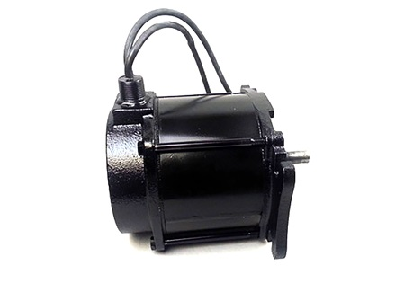 Hannay SX-001 Electric Hose Reel Motor - 12v - 1/2 HP