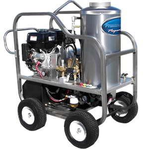 Pressure Washers, Hot, Cold, Gas and Electric