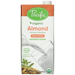 ALMOND MILK UNSWEETENED ORIG OG