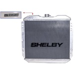 1965-66 Shelby Aluminum Radiator-289/302 MT