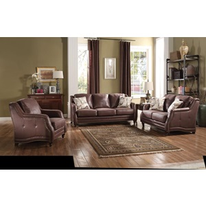 52066 LOVESEAT W/2 PILLOWS