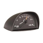 65-70 Hood Mounted Tach (with Black Face, 8000 RPM)