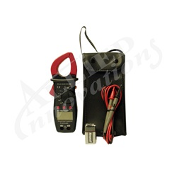 AC/DC WATT METER - CLAMP ON