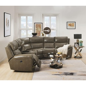 54600 LONNA TAUPE SECTIONAL SOFA