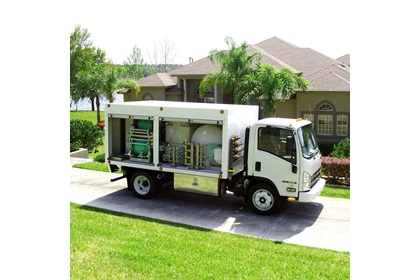 Lawn & Tree Care Commercial Sprayer Trucks