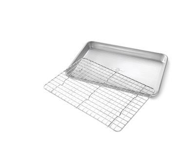Quarter Sheet Cooling Rack Set