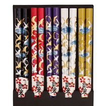 Cranes Chopsticks Set