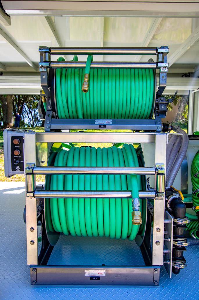CCI - Z-Spray Lawn & Tree Care Spray Truck | 1600 Series