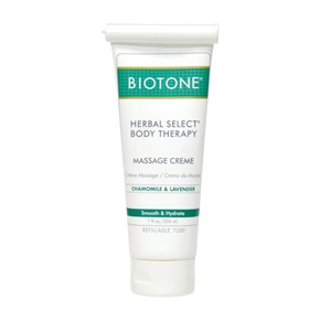 BIOTONE® Herbal Select Massage Creme