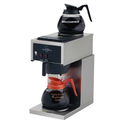 Bloomfield 8543-D2 2 Burner Pour-Over Brewer