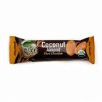 Coconut Bar, Dark Chocolate Almond - 1.9oz (Box of 20)