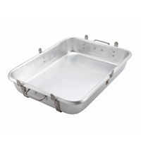 Economy Double Roaster Pan