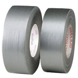 "223 4"" X 60 YARD 10 MIL SILVER DUCT TAPE,"