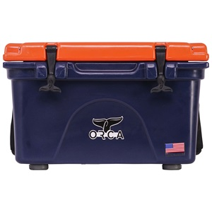 Navy/Orange 26 Quart