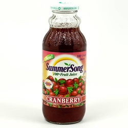 Cranberry Juice (Summer Song) - 12.5oz (Case of 12)