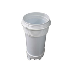 "FILTER CANISTER: 1-1/2"" TOP LOAD BODY WITH BYPASS"