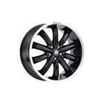 Shelby CS56 v2 20x11 - Black