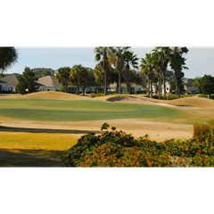 Example of golf course that uses CCI fertigation system