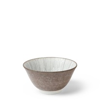 "Tokusa Gray 4.5"" Rice Bowl"