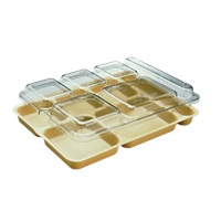 Cambro Clear Separator Tray Lids