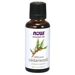 Cedarwood Essential Oil - 1 FL OZ