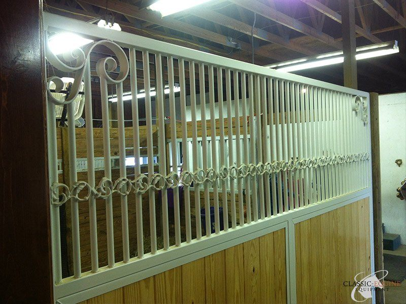 Horse Stall Partitions Classic Equine Equipment