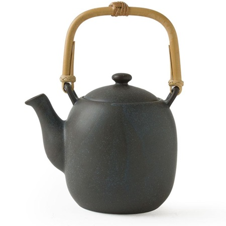 Ishi 22-Oz. Teapot - Black