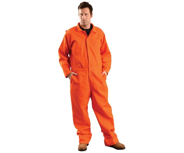 Classic Indura® Flame Resistant Coverall HRC 2