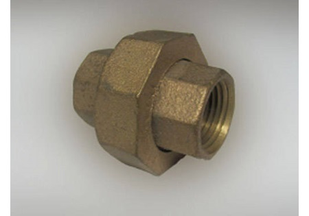 "Brass 1/2"" FPT Union"