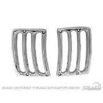 Headlamp Assembly Gill Trim (Chrome)