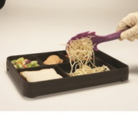 Cook's Purple 12 oz Pasta Server