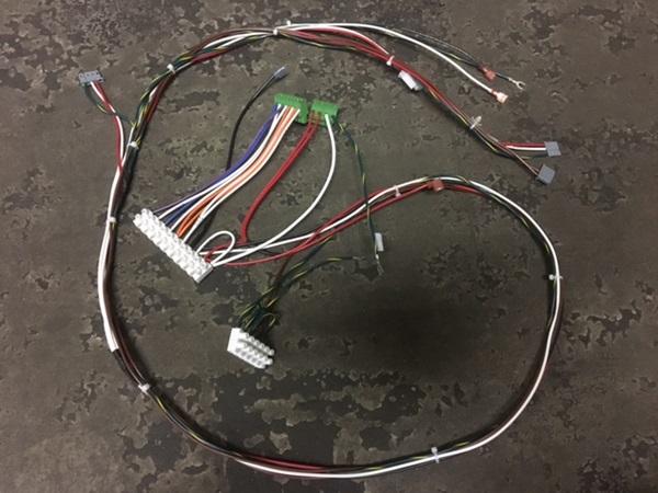 Wondrous 4 Block Wire Harness Wiring Diagram Wiring 101 Capemaxxcnl