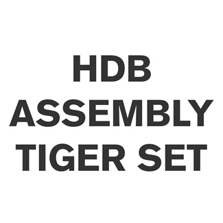 HDB Assembly Tiger Flail Set