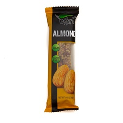 Almond Bar - 1.4 oz (Box of 12)