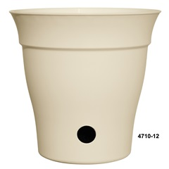 "10"" Contempra Pot with Reservoir"
