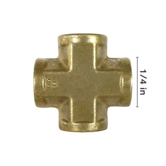 Cross Female Pipe