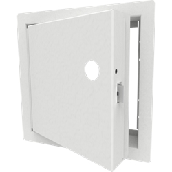 Uninsulated Fire-Rated Access Door with Mortise Lock Prep