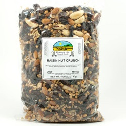 Raisin Nut Crunch