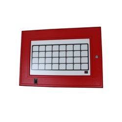 XL8 Outdoor Incandescent Tabular Annunciator
