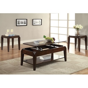 80660 COFFEE TABLE W/LIFT TRAY