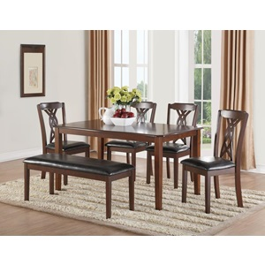71840 6PC PACK DINING SET
