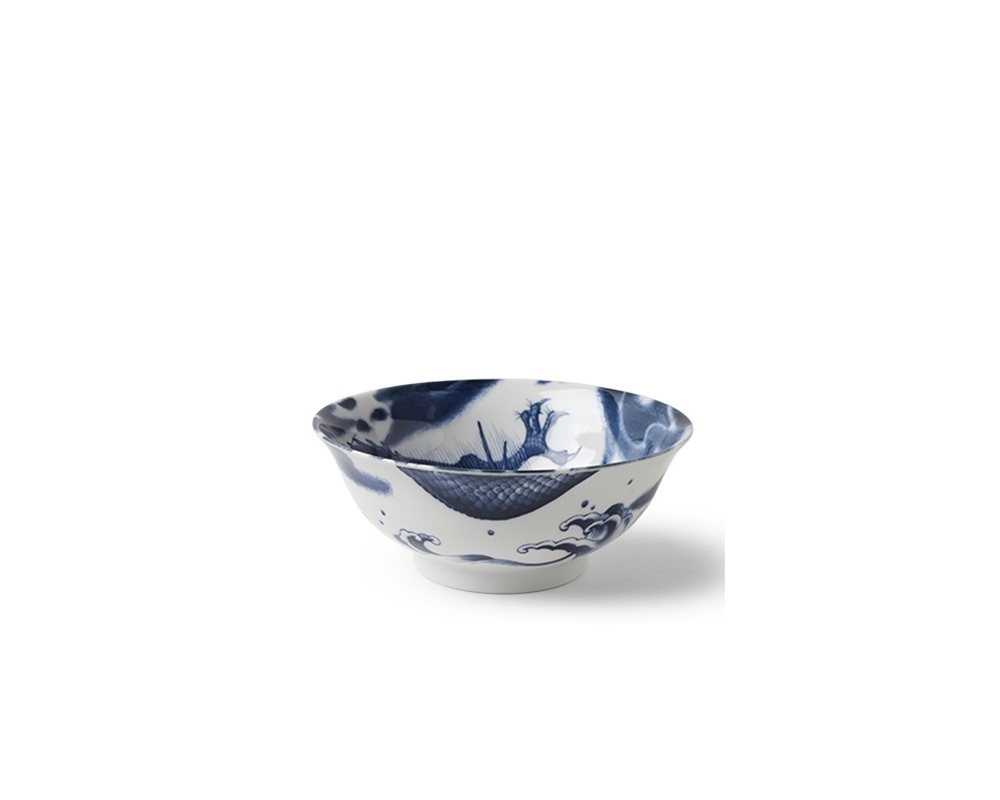 "Flying Dragon 8.25"" Bowl"