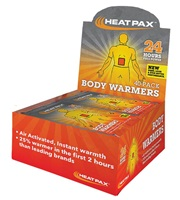 Heat Pax® Body Warmer 40-Pack Display