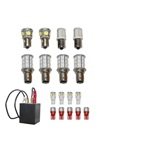 1981-86 Mustang LED Exterior Light Kit
