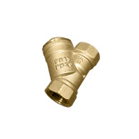 "MTM Hydro 1/2"" Brass 'Y' Inlet Filter"