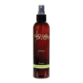 8oz Vanity Bottle, Body Eclipse Natural, Imperial Amber