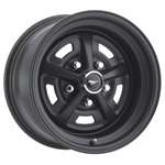 17 x 8 Magnum 500 Alloy Wheel, 5 on 4.5 BP, 4.75 BS, Stealth Black