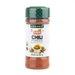 Chili Powder (Organic) - 2.5oz