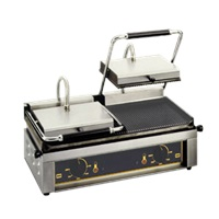 Equipex MAJESTIC Split-Top 24 in. Sodir Electric Panini Grill